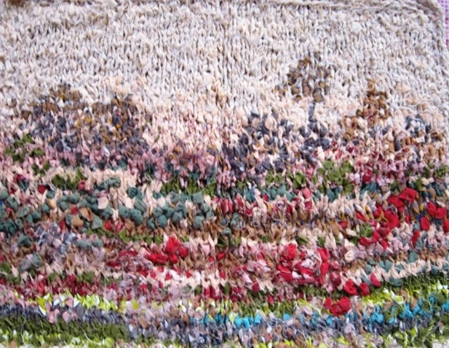 A Knitted Landscape by Sunrita Basu