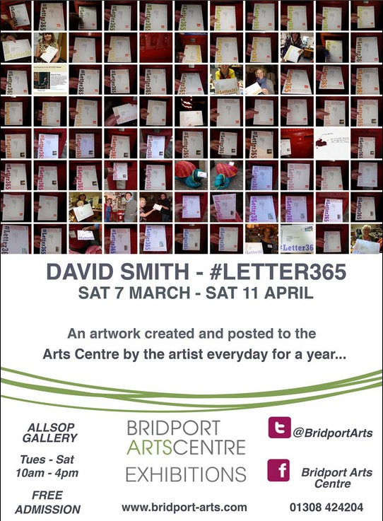 Press Release for #Letter365 - David Smith