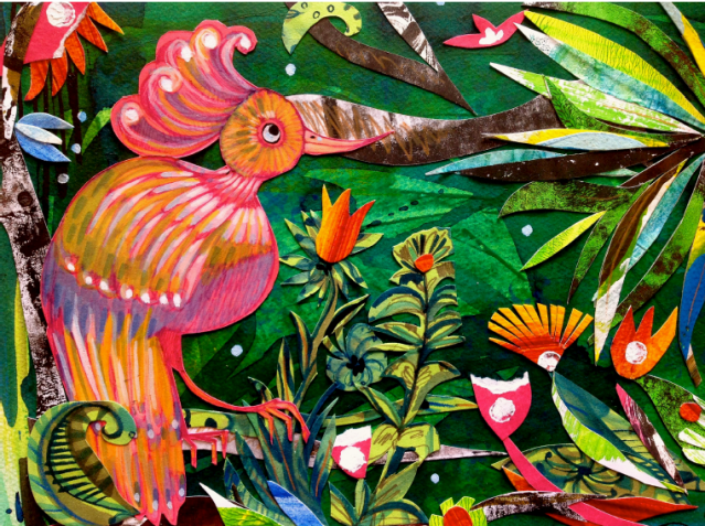 'Let's go to the Jungle' Trudi Murray 2015