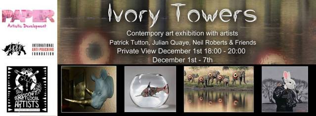Ivory Towers 1-7 December 2015